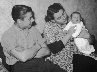 5 Wochen alt (der rechts im Bild)