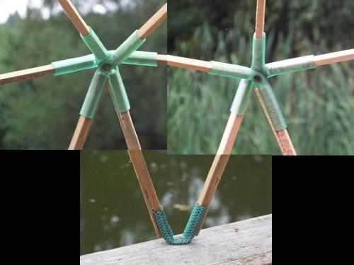 Konstruktionsdetail Knoten