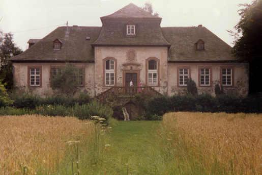 Gartenhaus des Abtes