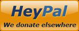 Verändertes Paypal-Loge