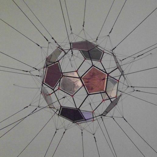 Schwebender Dome