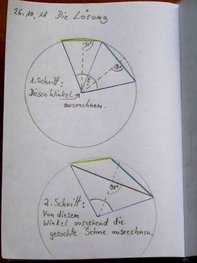 Zeichnung zur Lösung