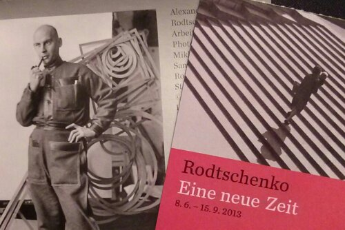 Link: Bucerius Kunst Forum: Rodtschenko - Eine neue Zeit