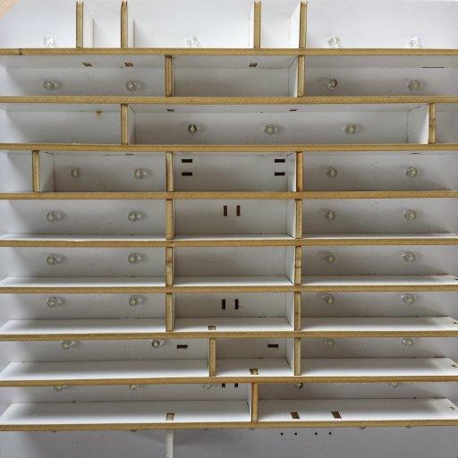 2016-02-12-Bausatz-Wordclock-Innen-LEDs