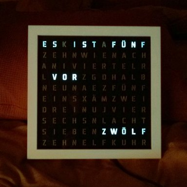 2016-02-13-Wordclock-Funktionstest
