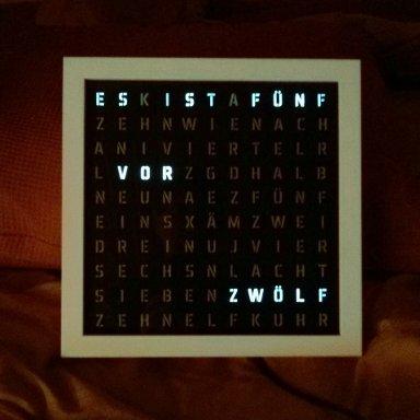 2016-02-13-Wordclock-Funktionstest